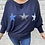 Thumbnail: Navy soft jumper with stars