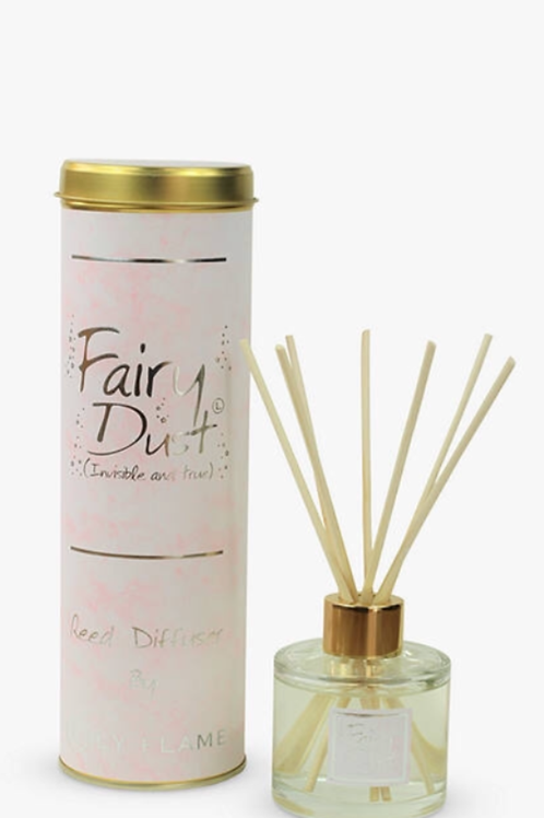 Lily-Flame Fairy Dust Reed Diffuser 100ml
