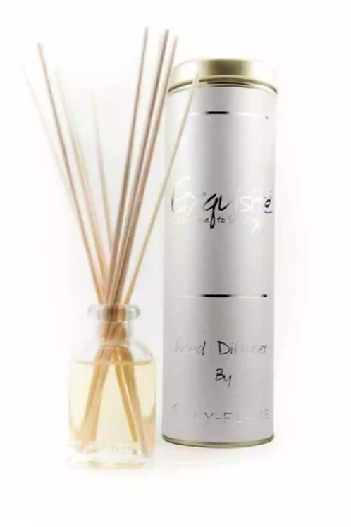 Lily -Flame Exquisite Reed Diffuser