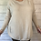 Thumbnail: Cream button side jumper