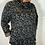 Thumbnail: Grey/black leopard dress