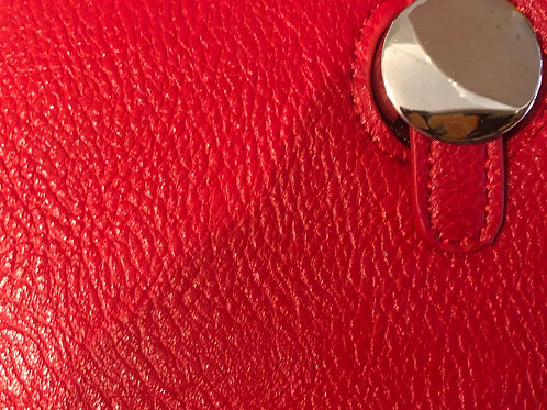 Red Hannah purse
