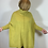 Thumbnail: Lime oversize roll neck jumper