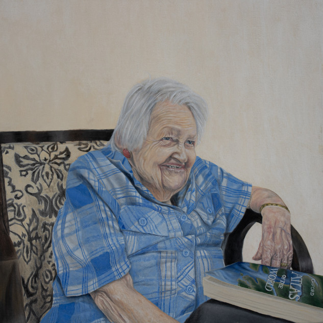 Artwork by Imogen Corbett