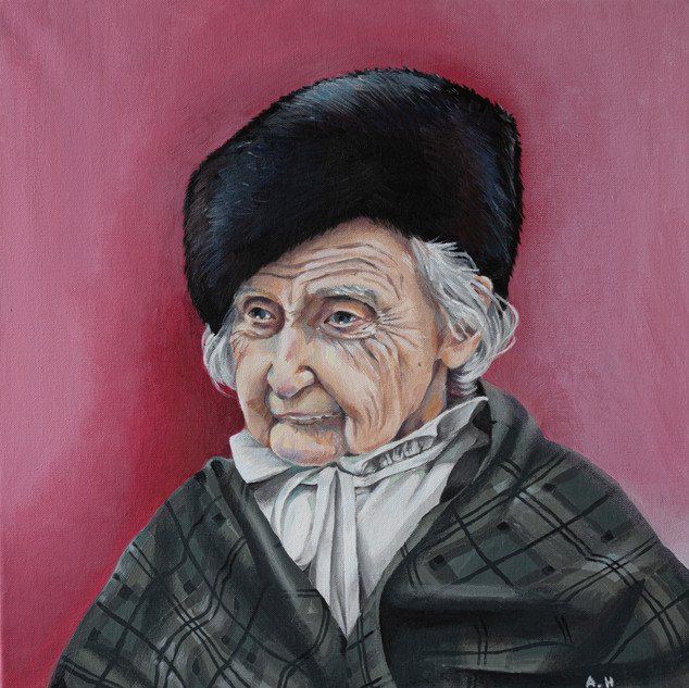 Artwork by Anna Haycock