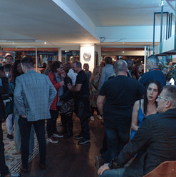 Blockkoin Launch Event in Cape Town at Bokeh, Sea Point.