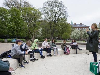Espacios de aprendizaje al aire libre: Una oportunidad para combatir el rezago educativo