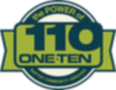 The Power of 110 Logo