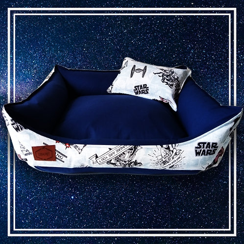 Cama Star - 100% algodão (mista)