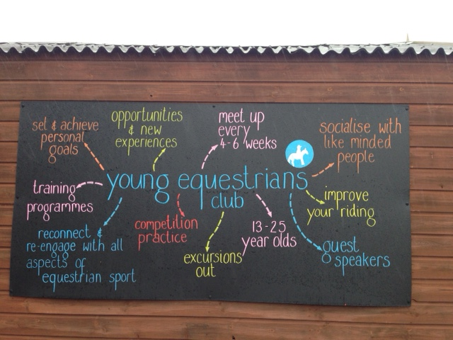 Young Equestrains