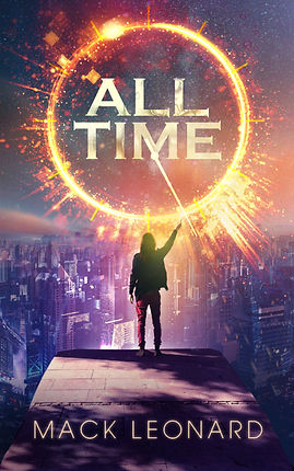 All Time Book 1 Cover