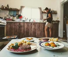 המטבח של קורלינא