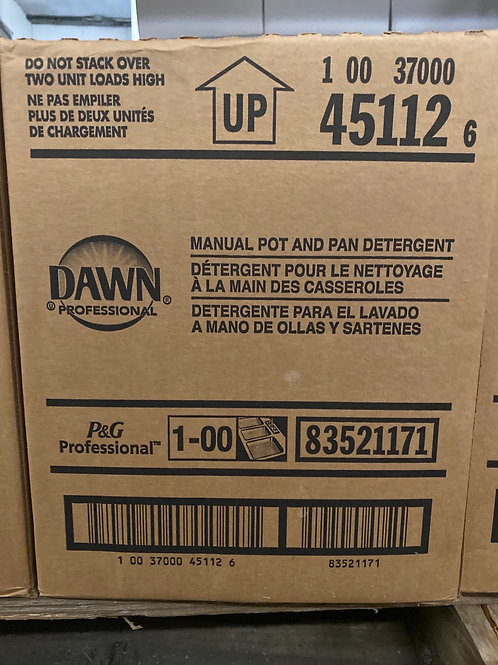 Dawn Pot and Pan Detergent