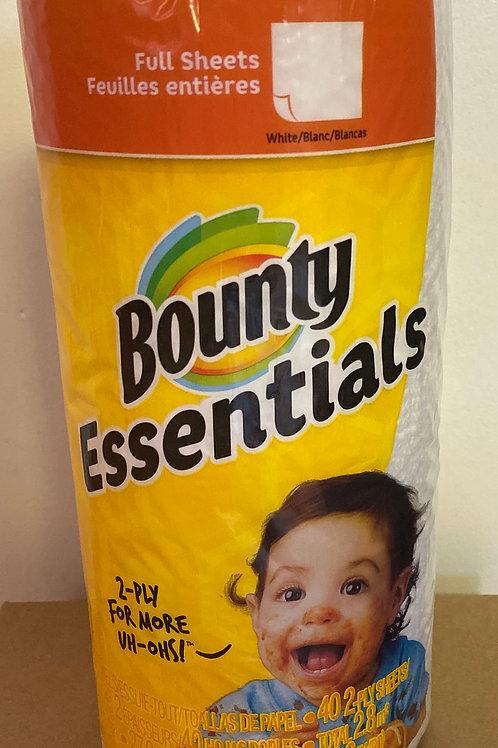 Bounty Essentials Paper Towel