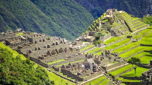 Machu Picchu - Témoin de la civilisation inca