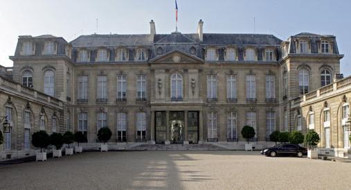 L'Élysée - De résidence à Palais présidentiel