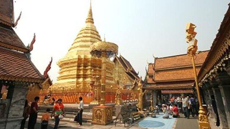 En Thailande, plus de 90% de la population est bouddhiste