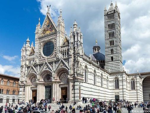 La cathédrale de Sienne - Chef-d'oeuvre gothique du Moyen Âge