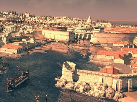 Carthage à l'époque des guerres puniques