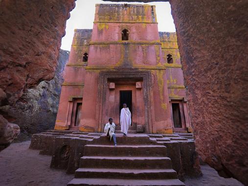 Lalibela -  Le plus important site chrétien d'Afrique