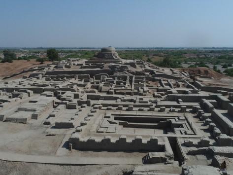 Mohenjo Daro - Ville antique du Pakistan