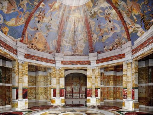 La Domus Aurea - Maison impériale de la Rome antique
