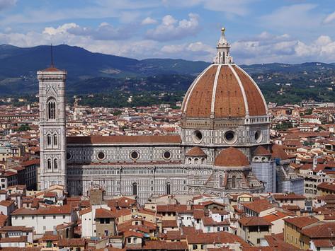 Le dôme de la cathédrale de Florence-Une révolution technique