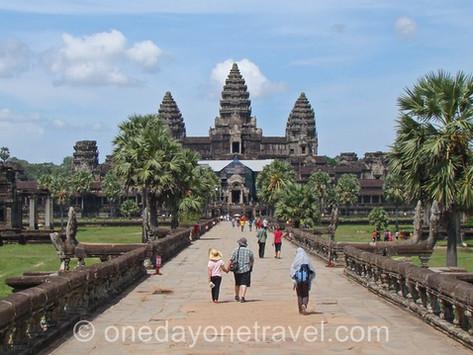 Angkor Vat - Témoin de la civilisation khmère
