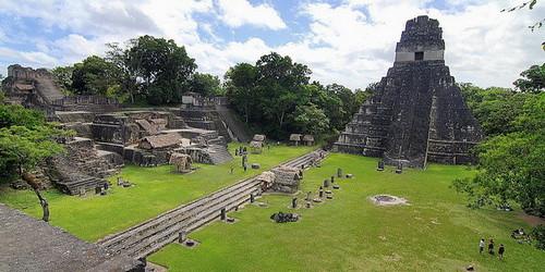 Tikal - L'un des royaumes mayas