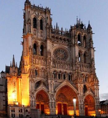 La cathédrale d'Amiens - La plus vaste cathédrale de France