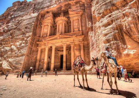 Petra - Sur la route des caravanes