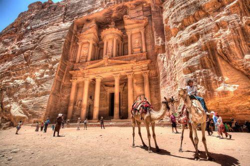 Histoire de Petra