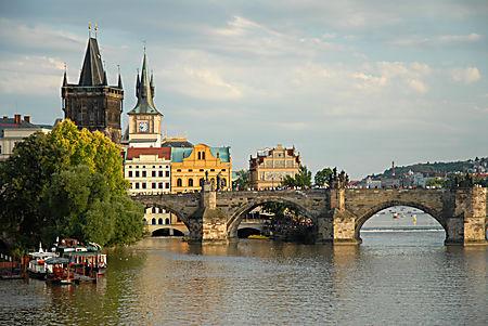 À Prague - Un centre historique bien vivant