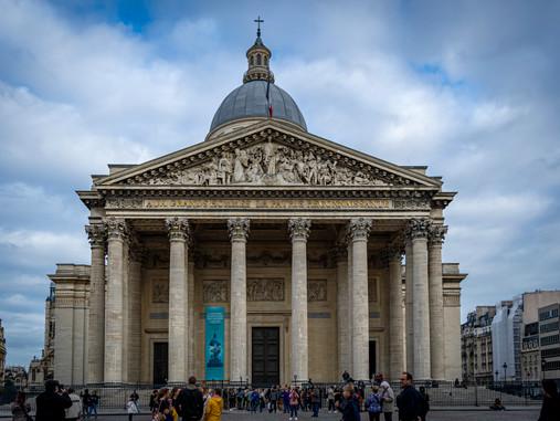 Le Panthéon de Paris - D'église à nécropole