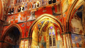 À Rabastens dans le Tarn - Une église du Moyen Âge au riche décor