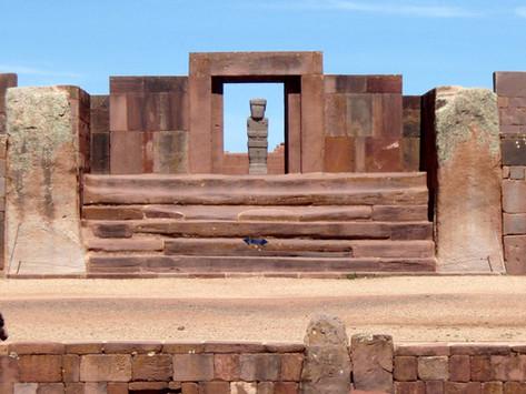 Tiwanaku en Bolivie - Un imposant site religieux