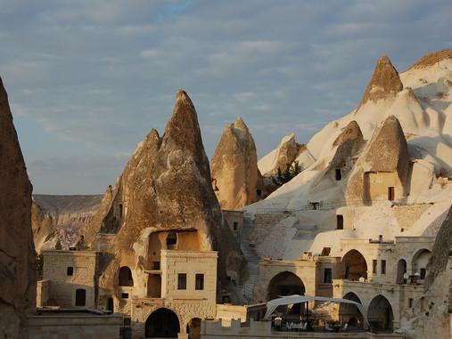 Les sites rupestres de Cappadoce