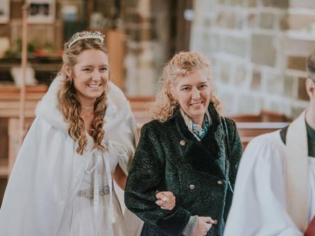The beauty of intimate weddings