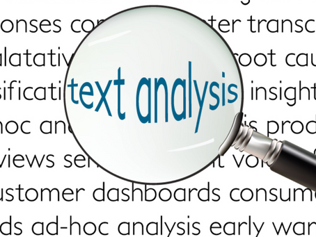 Understanding and Comparing Text Corpus