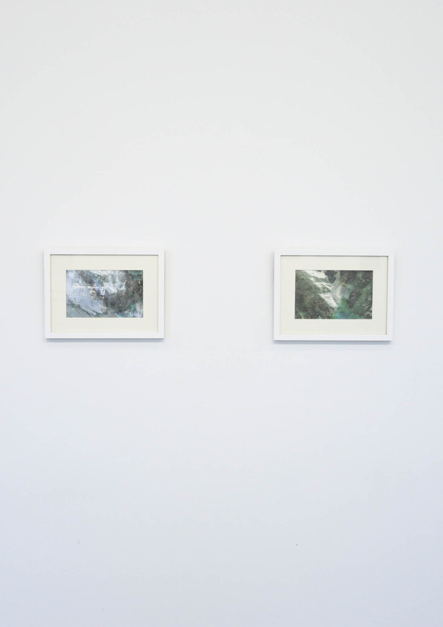 Topographies of Loss installation