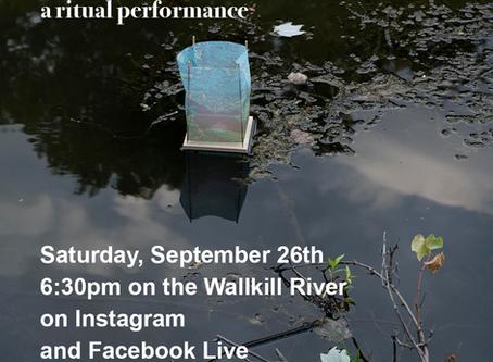 Floating Grace, Ritual Performance