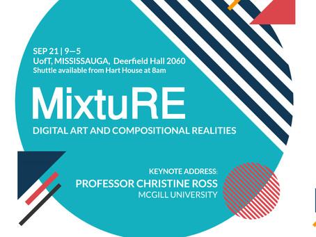 """Digital Art as Experimental Research Tool/Method""MixtuRe, Digital Art and Compositional Realities"