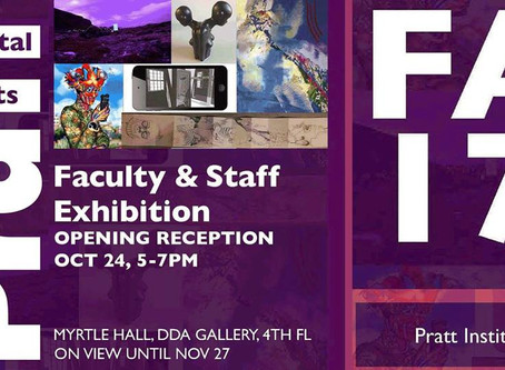 Faculty & Staff Exhibition