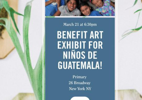 Exhibition: Benefit Art Show