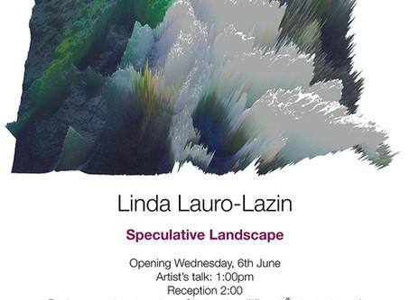 Speculative Landscape: Solo Exhibition in Slovenia +
