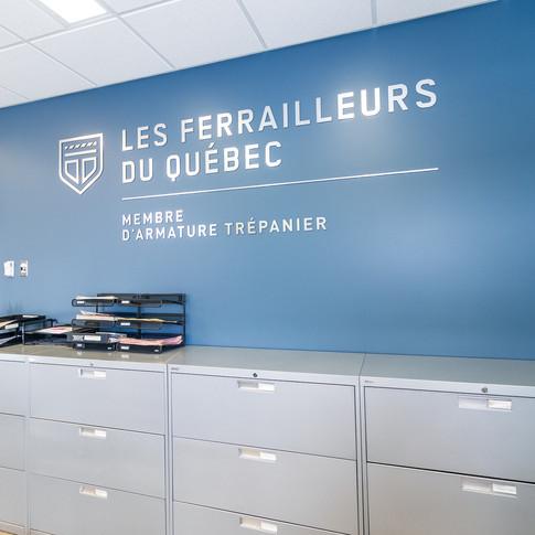   PROJET COMMERCIAL - LES FERRAILLEURS DU QUÉBEC  