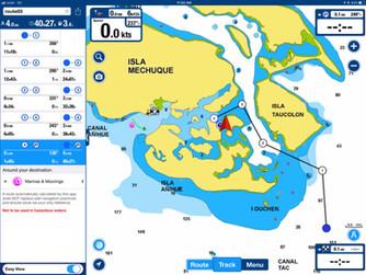 Acceso Sur a Isla Puduhuapi.JPG