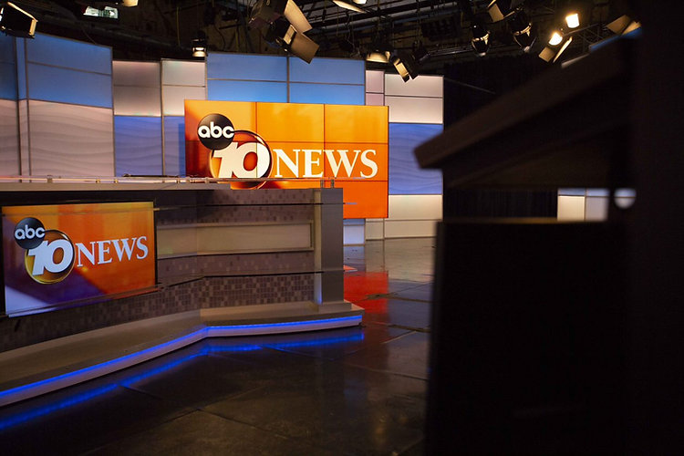 ABC 10News TV Set KGTV.jpg