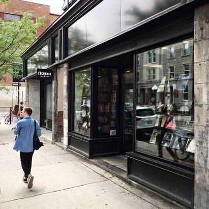 Rénovation libraire