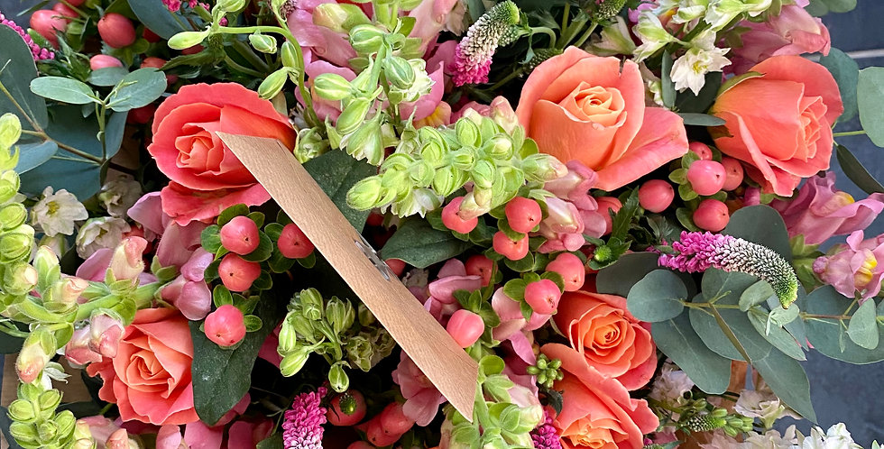 Classic Size Mother's Day Bouquet of Florist Choice Mixed Flowers